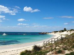 Scarborough Beach Perth Australia...the sand was so fine!