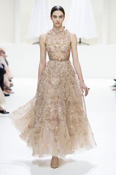Christian Dior Fall-winter Couture - Dior Dress - Ideas of Dior Dress - Christian Dior Fall-winter Couture www. Dior Haute Couture, Couture Christian Dior, Style Couture, Christian Dior Gowns, Dior Fashion, Indie Fashion, Trendy Fashion, Fashion Show, Fashion Dresses