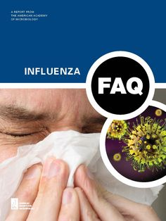 8 Bad Excuses for not Getting Your Flu Shot.  American Society for Microbiology