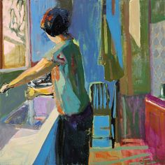Linda Christensen » Gallery 2012 - running water