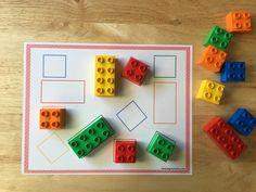 ¡Aprender formas y colores con ladrillos LEGO DUPLO es súper divertido! Así me dijo mi hijo mayor cuando hicimos esta actividad. Le encanta aprender jugando, y más, si es con sus ladrillos LEGO. Por eso, aprovecho cada momento que tengo …