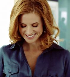 Sarah Rafferty... stunning as always