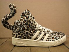 Jeremy Scott Adidas  My niece would LOVE these.