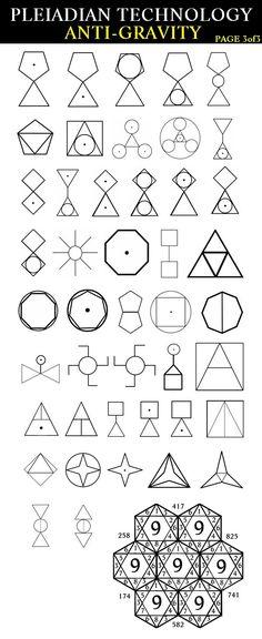 Code 9 Sacred Geometry