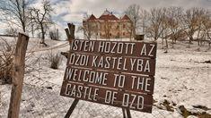 Castelul Radák-Pekri din Ozd, Mureș: Patru milioane de euro sau asumarea destinului  « Transilvania Reporter Welcome, Euro, Castle, Castles