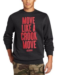- Crooks & Castles Men's Knit Crew Sweatshirt « Clothing Impulse [: Dope Outfits, Stylish Outfits, Streetwear, Crooks And Castles, Crew Sweatshirts, Dapper, Spring Outfits, Graphic Sweatshirt, Mens Fashion