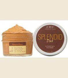 SPLENDID Dirt!!!!! pumpkin mask from farmhouse fresh! - Junk GYpSy co.