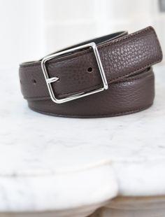 ceinture marron homme : taille 85