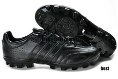 premium selection 9c010 369fd Adidas AdiPure 11Pro TRX AG Cleats All Black  62.96 Mens Soccer Cleats,  Nike Soccer Shoes