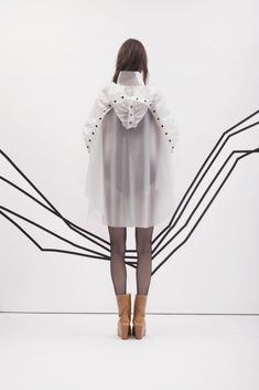 West Village / Frosty White new cape-tastic style from Terra NY