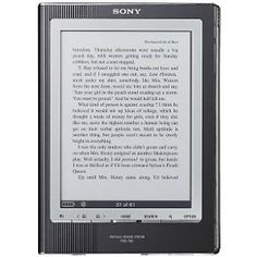 Sony PRS700BC Digital Book Reader Find Out More About The Great Product