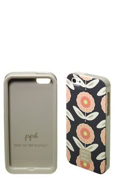 Petunia Pickle Bottom 'Adorn' iPhone 5 & 5s Case available at #Nordstrom