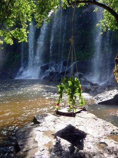 somewhere in Combodia