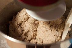 flair food: Kváskový chléb s 50% podílem žitné mouky a 80% hydratací Ice Cream, Food, No Churn Ice Cream, Icecream Craft, Essen, Meals, Yemek, Ice, Eten