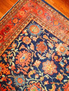 Found on EstateSales.NET: Detail of Palace Size Antique Persian Rug