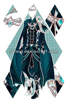 Auction(CLOSED) by Rofeal on @DeviantArt