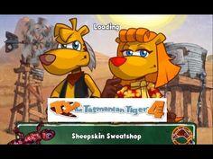 Ty the Tasmanian Tiger 4 - Sheepskin Sweatshop