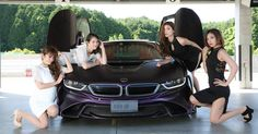 Garage Eve.ryn Thinks It Can Get Your Attention With This BMW Photoshoot #BMW #Galleries