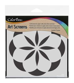 Clearsnap ColorBox Art Screens-Cotton
