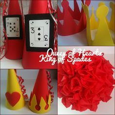 Queen of Hearts, King of Spades party