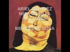 Ramírez – Misa Criolla (José Carreras and Mercedes Sosa versions) | andantemoderato.com