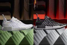 タイポグラフィをアッパーにプリント。アディダス オリジナルス「NMD」からモノトーン際立つ新色登場。   2016年夏シーズン、〈アディダス オリジナルス(adidas Originals)〉は「NMD_R1」の新色としてモノトーン際立つ「NMD_R1 BLACKOUT/WHITEOUT PACK」を発表。7月19日(火)より発売する。              ブラック・ホワイトのモノトーンカラーと、アッパーのプリントが個性的な印象を与える本作。    ソール全面に配したBOO...