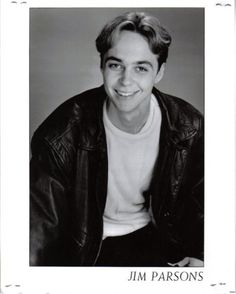 jim-parsons-11- wow when I first saw this image I thought this was Jonathan Brandis... A little bit of shock