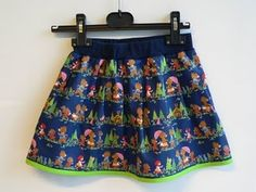Vintage Kids Clothes, Sewing Kids Clothes, Sewing For Kids, Baby Sewing, Diy Clothes, Kids Outfits Girls, Girl Outfits, Laura Lee, Toddler Skirt
