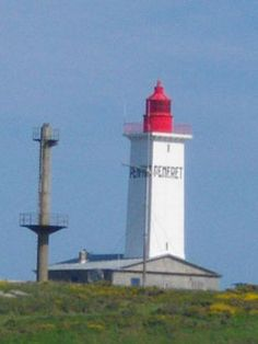 Sud Finistère : phare de Penfret (phare d'île habitée)