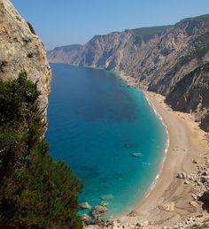 Platia Ammos beach Kefalonia island - Greeka.com | Greece | Greek islands