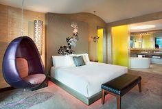 W Singapore - Sentosa Cove - WOW Suite Bedroom - Guestroom
