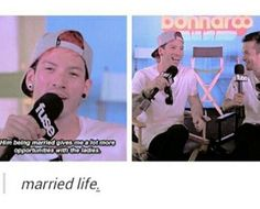 Josh you are an adorable, sweet little ball of sunshine I'm POSITIVE you had a chance with them even before he got married.