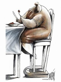 Cuban artist Angel Boligan is the winner of many prestigious art awards, participated in major international exhibitions, and has just recently 'started using the internet in order to disseminate his work.' In this series of illustrations, Boligan gives his characters and each scene a sense of sadness in their realism, depicting lonely children, weight-conscious middle-aged […]