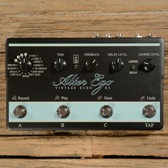 TC Electronic AlterEgo X4 Programmable Vintage Delay USED