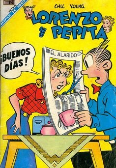A cover gallery for the comic book Blondie Comics Monthly Blondie Comic, Blondie And Dagwood, Classic Comics, Classic Cartoons, Vintage Comic Books, Vintage Comics, Funny Cartoons, Funny Comics, Caricature