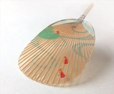 neo-japanesque:  涼やかで美しい岐阜の伝統工芸  の繊細な魅力に心奪われる  mizu uchiwa (water round fan)  traditional products of gifu prefecture japan  soak in water and be cool in the heat of vaporization.