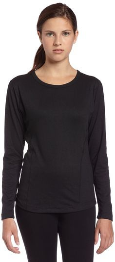 Duofold Women's Midweight Long Sleeve Crew ** Additional details at the pin image, click it  : Hiking gear
