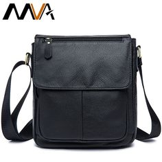 Check lastest price MVA Men's Leather bag Genuine Leather men Bag male Shoulder Crossbody Bags Casual Handbags Small Flap Men Messenger Bags 819 just only $26.93 with free shipping worldwide  #crossbodybagsformen Plese click on picture to see our special price for you