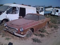 Volvo p1800....shame ....