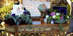 Wie ihr das Hochzeitsmotto Reisen für eure Hochzeit umsetzen könnt? Lasst euch von unserer Fotostory inspirieren... | Tipps | Detailbilder | Vintage-Stil © Linda Murri Photography