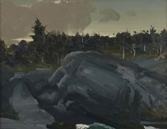 """""""Up the Gorge,"""" George Wesley Bellows, 1913"""