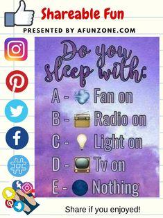 #Solve #Share and #Pin #Facebook #Twitter #Instagram #Pinterest #Like -  #Sleep #Aid #Fan #TV #Radio #Light #Bed #Night #Bedroom