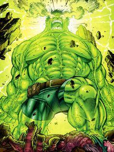 Transformation Tuesday: Hulk