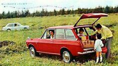 Nissan Sunny Van