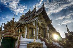 Sunbeam. Chiang Mai, Thailand.