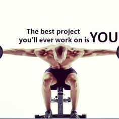 Need a project to work on? #GetBusy #Fitness #GetFit #Workouts #SweatItOut #PumpIt