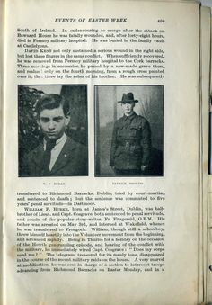 1916 Killed in Action – 5 by The Catholic Bulletin – Easter Rising Ireland Irish   eBay