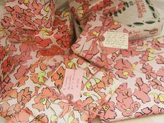 leah goren original wrapping paper