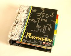 My handmade day planner.. - Indian Craft Room