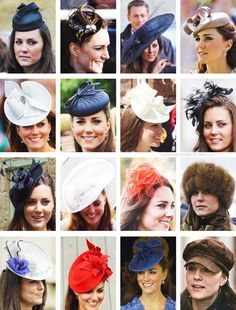Kate hats